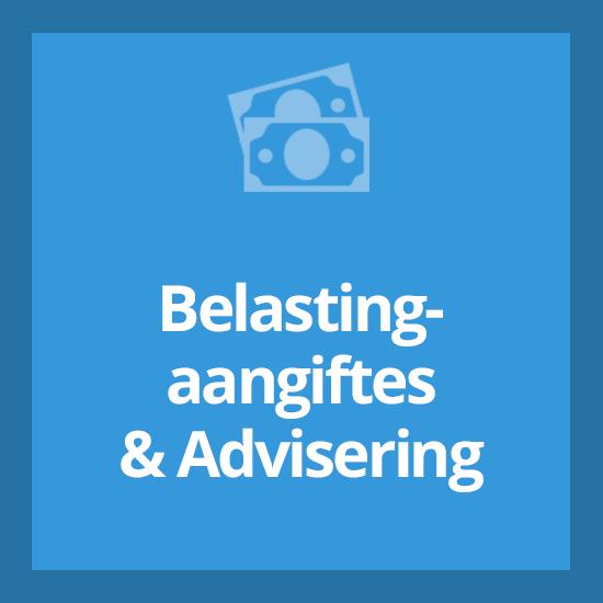 belasting - advies